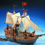 1978_Playmobil sørøverskib 3550