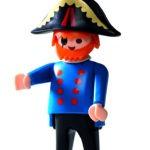 1986_Pirat_erste Figur mit dickem Bauch