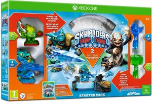 Skylanders: Trap Team-startpakke Xbox One