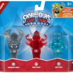 Skylanders: Trap Team traps triple