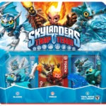 Skylanders: Trap Team triple pack