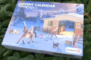 Schleich Julekalender med heste2