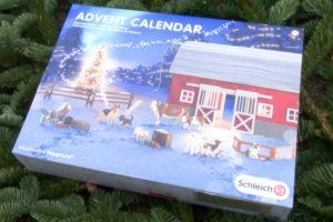 Schleich Julekalender på bondegården2