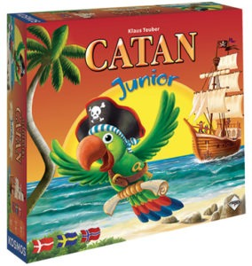 Settlers of Catan – junior