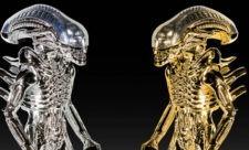 alien guld sølv
