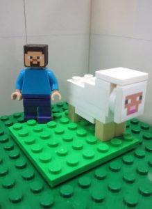 Lego Minecraft Prototype_copyright Lego
