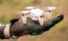 Nano-drone indsamler 22 millioner kroner på Kickstarter