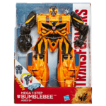 Transformers Age of Extinction Mega 1-Step Bumblebee