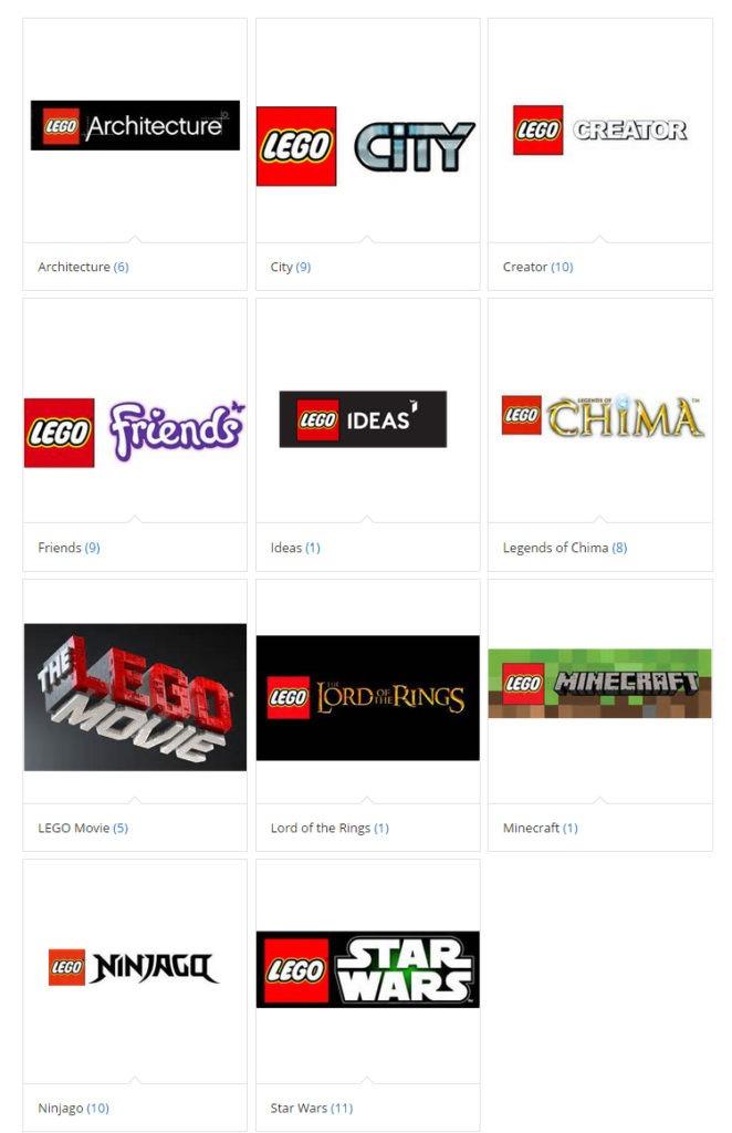 WeLoveBricks tilbyder Lego til leje