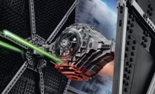 Lego Ultimate Collector Series TIE Fighter  (1)