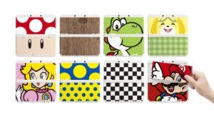 Nintendo har lanceret 12 forskellige covers, der skal gøre New Nintendo 3DS mere farverig at se på. Prisen lyder på 150 kroner for et cover.