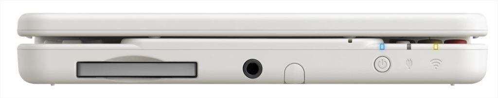 Spillene skal fremover indsættes i fronten af New Nintendo 3DS, hvor den lille plastikstylus også sidder.