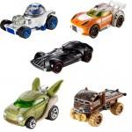 Selv Mattel lader Star Wars indgå i deres serie af Hot Wheels legetøjsbiler _ copyright Mattel