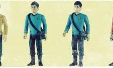 Star Trek-figurer i retroudgaver (1)