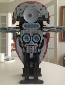 Boba Fetts Slave 1 Lego Ultimate Collectors Series (2)