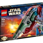 Boba Fetts Slave 1 Lego Ultimate Collectors Series_box