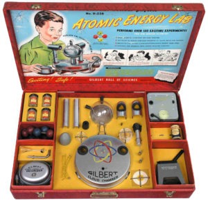 Gilbert U-238 Atomic Energy Lab.