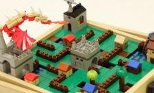 Lego Labyrinth Marble Maze  (3)