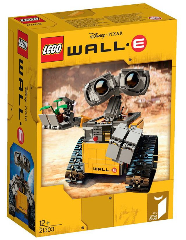 Lego Wall-E  (2)