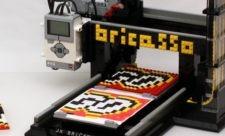 Lego Mindstorms printer Lego