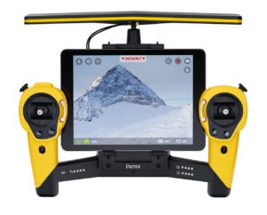 Parrot-Skycontroller_Yellow_Tablet