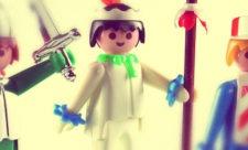 Playmobils fader død