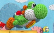 Vind Strikket Yoshi Amiibo-figur og Yoshi's Woolly World til Wii U (1)