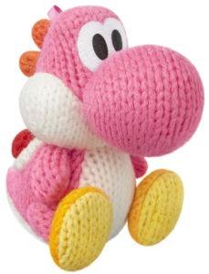 Vind Strikket Yoshi Amiibo-figur og Yoshi's Woolly World til Wii U (2)