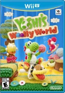 Vind Strikket Yoshi Amiibo-figur og Yoshi's Woolly World til Wii U (3)