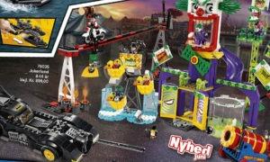 Lego DC Comics Super Heroes Jokerland