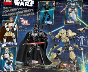 Lego Star Wars Actionfigurer