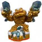 Skylanders Gold Flocked Prism Break