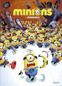 Vind Minions-tegneseriealbummet Banana (3)