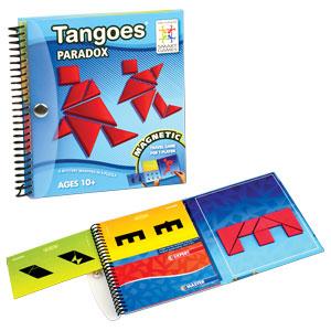 gode spil til ferieturen tangoes paradox