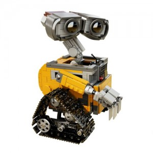 Lego Ideas Wall-e 1