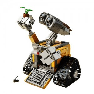 Lego Ideas Wall-e 2