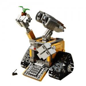 Lego Ideas Wall-e 2