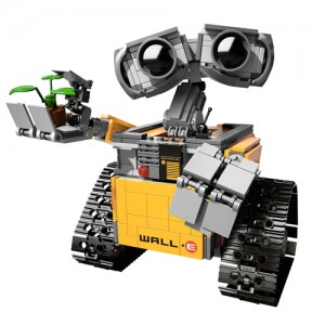 Lego Ideas Wall-e 3