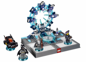 Lego Dimensions Toy Pad spiller en langt mere aktiv rolle i spillet end for eksempel portalen i Skylanders
