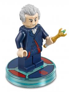 I virkeligheden genkender Lego Dimensions Toy Pad ikke selve Lego-figuren men i stedet den runde skive, som figuren står på. Denne indeholder en såkaldt RFID-chip, som fortæller spillet, hvilken figur skiven repræsenterer.