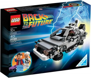 Lego CuuSoo Back to the Future