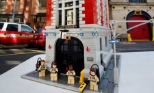 Lego Ghostbusters thump