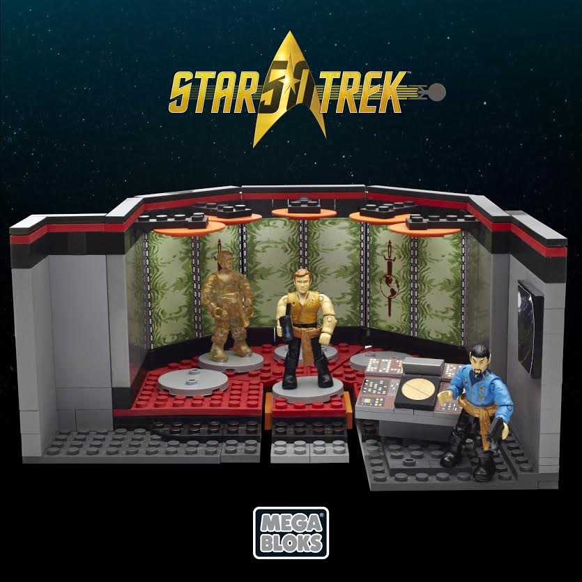 Star Trek Mega Bloks (2)