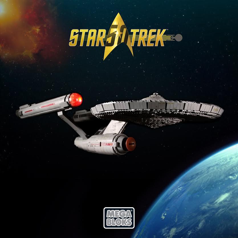 Star Trek Mega Bloks (3)