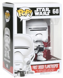 Vind Star Wars First Order Flametrooper-figur fra Funko Pop (1)
