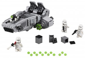 konkurrence First Order Snowspeeder (2)