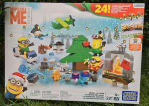 Mega Bloks Minions julekalender