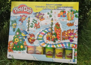 Play-doh Advent Calandar