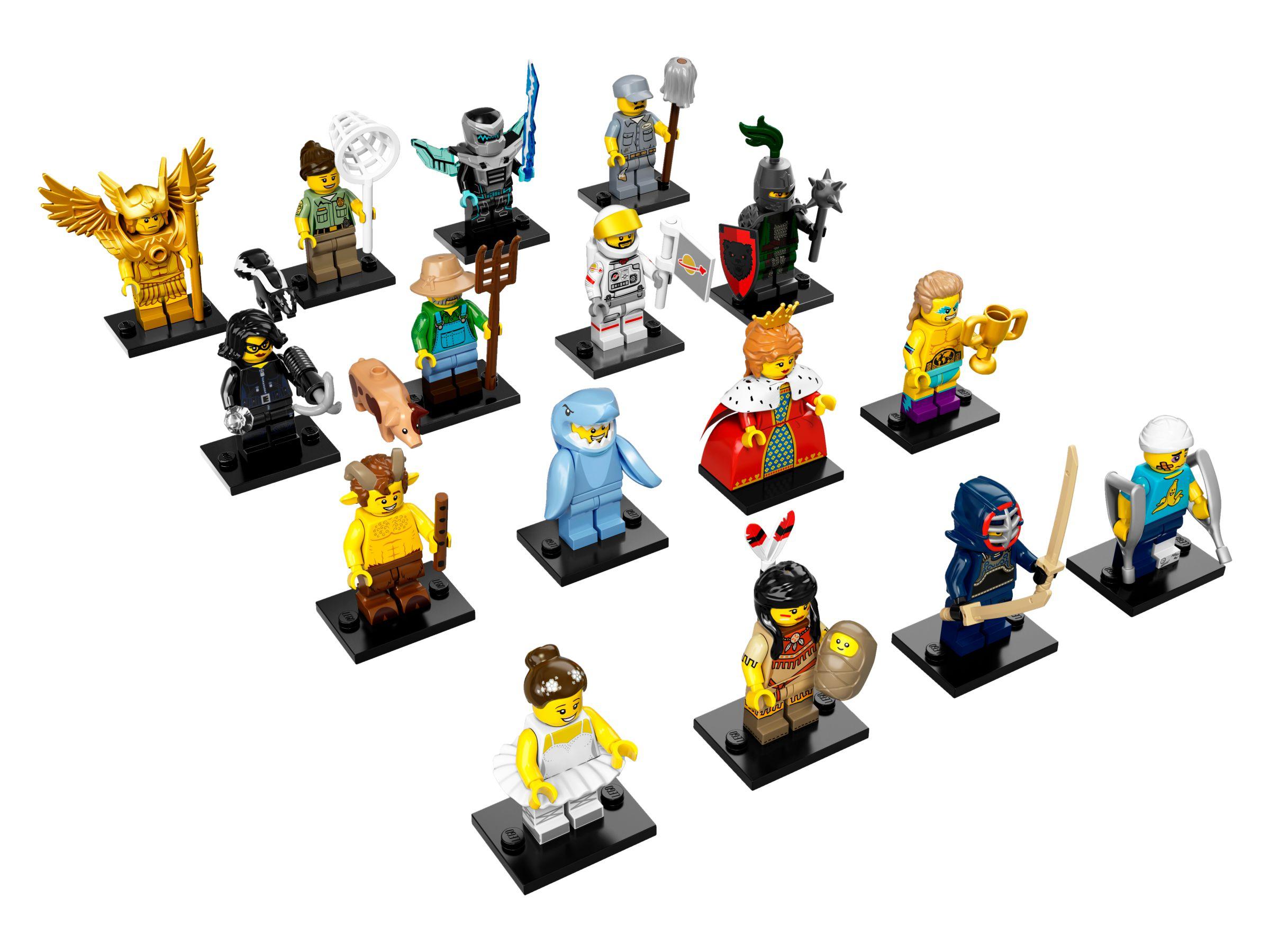 Lego Minifigures Series 15 (1)