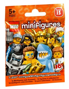 Lego Minifigures Series 15 (4)